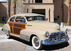 1948 Chevrolet Fleetline Country Club Coupe