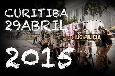 """CURITIBA 29 de Abril de 2015 - 33"""" Min. CENAS INÉDITAS"""