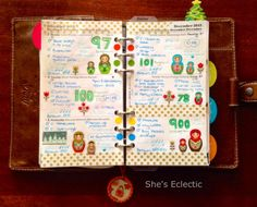 She's Eclectic: My week #49
