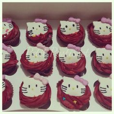 hello kitty cupcakes petit pastisset