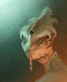 Fantasy Illustrations by Moa Wallin