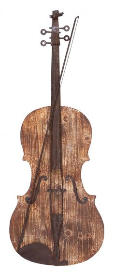 Wall Decor with Raw Wooden Finish & Modern Decor. Features: Suits conventional and modern decor Durable and long lasting High quality wood & metal  Elegant finish with sturdy design  Description:  A perfect instrument depicting calmness and soulful music, this violin decor is made up of sturdy wood and metal to impart a long life. Hang it in your music room, office space for a relaxed ambience or in your living room for that artistic effect.  Give your love for music and violin a new...