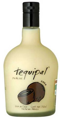 Tequipal Tequila Cream Liqueur #tequila....anyone try??