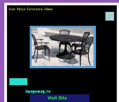 Iron Patio Furniture Ideas 185144 - The Best Image Search