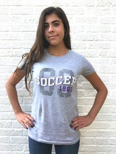 Your girls sports store for girls soccer t shirts and girls soccer gifts. Soccer Gifts, Girls Soccer, Sport Girl, Your Girl, T Shirts For Women, History, Tops, Fashion, Moda