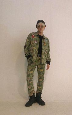 BTS RUN CAP 29