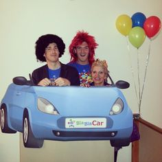 "@Blabla Car's photo: ""Having fun in our photo booth!  #BlaBlaDrink"""