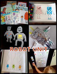 Robot Unit