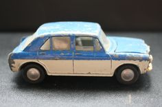 Spot-On MG 1100 car 1:42 blue/white unboxed for refurb (Hospiscare) | eBay