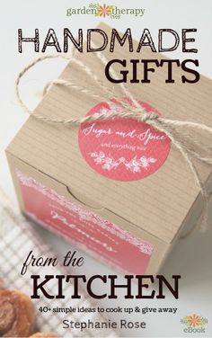 Gift Wrapping Ideas : Sugar & Spice: Handmade Gifts From the Kitchen by Stephanie Rose. 40 simple ideas to cook up and give away. Dyi, Architecture Design, Canning Labels, Canning Recipes, Sugar Scrub Recipe, Body Scrub Recipe, Diy Body Scrub, Citronella Candles, Citronella Oil