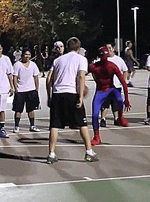Spiderman+got+game