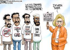 Hillary's war on women...... Friends Of Hillary......