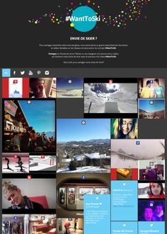 5 examples of Social Wall in the tourism industry
