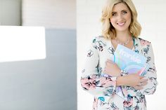 Cotton and Co brand Ambassador, Christie Sutherland, wearing pieces from our Saphira Collections