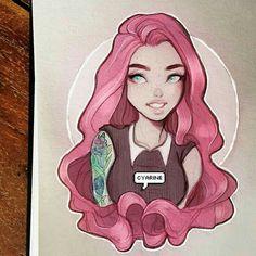character design@Instagram