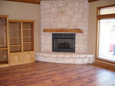 corner fireplace pictures with stone google search