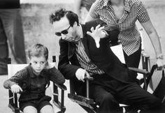 Roberto Benigni & Giosuè Orefice- Giosue is the child's character.