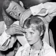 Girl power derived from a man in this instance. Thank you for you inspiration Vidal Sassoon