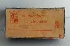 St. Nicolaas-stempels (schoolstempel)