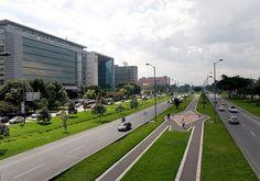 Colombia - Ciclorruta en Bogotá D.C.