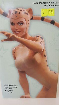 DC Women of the DC Universe: Series Cheetah Bust neu Dc Universe, Cheetah, Disney Characters, Fictional Characters, Comic, Disney Princess, Ebay, Woman, Characters