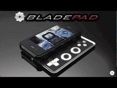 Blade Pad : a gaming device for iPhone , waiting for it !