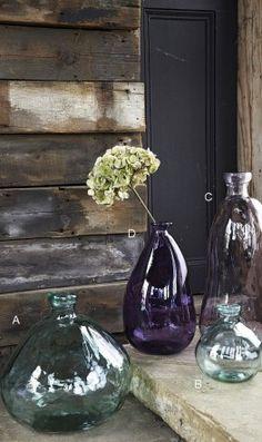 Jewel vases