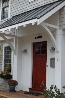 Molly Frey Design: Project Updates-- for the side entrance...