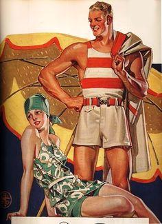 Joseph Christian Leyendecker (1874-1951) Германия-США