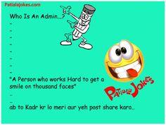 Patiala Jokes - Google+