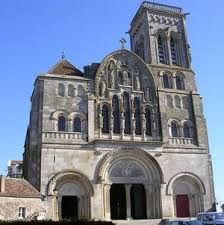 Vézelay Abbey in France - Google Search
