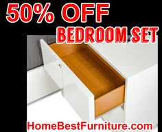 50 PERCENT OFF DISCOUNT Wade Logan Orrstown Platform 5 Piece Bedroom Furniture Set