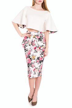 женская блузка DG6115(2668+2662) - купить в интернет-магазине Lacywear.ru