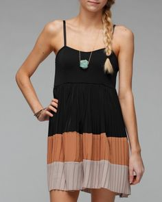 Matilda Colorblock Dress