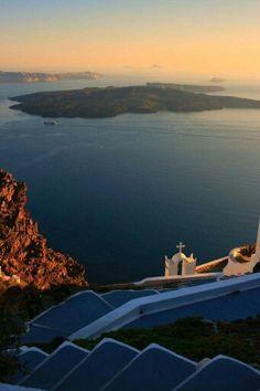Santorini island... Hellas