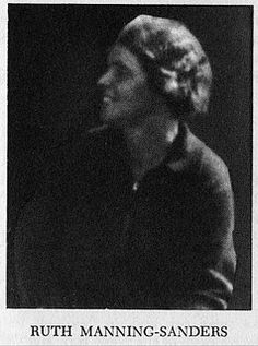 Ruth Manning-Sanders was one of the great folk and fairy-tale retellers of the 20th century.