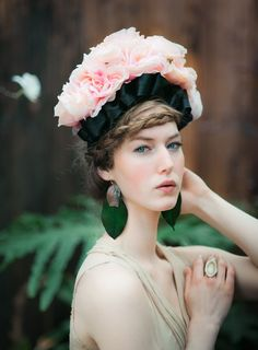 5e79587c8f13b Items similar to Spring Frida Flower Crown on Etsy
