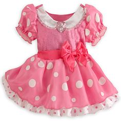 Minnie Mouse Pink Costume Collection for Baby