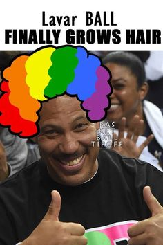 BREAKING: Lavar Ball has HAIR he is no longer bald.  Dear Lavar Ball  Why are you being such a damn idiot? I have the most time in the world for you. Your brash brazen and blatantly infectious but there is a problem!   A $500 dollar price tag is saying fuck you world your all a bunch of idiots anyway! We are not humble we are exploitive.  You have been infected with a brand of stupidity that clearly has people around you in fear rather than in respect. You became famous and literally turned…