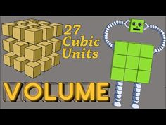 VOLUME - Measuring Cubic Units ★ Great Activity For Math Center ★ 3rd Grade, 4th Grade, 5th Grade