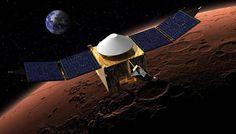 NASA's MAVEN Spacecraft Will Explore Mars' Upper Atmosphere