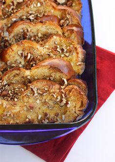 Overnight French Toast Casserole |