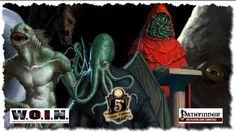 Sunken Temple, an RPG adventure for 5e, Pathfinder, & WOIN project video thumbnail