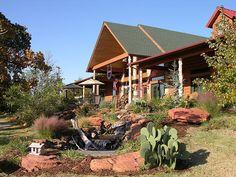 Rusty Gables Guest Lodge - OKC