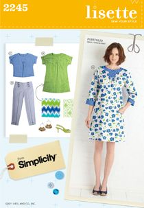 Patterns   Lisette - sew your style