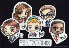 Cute. PTX. THE BEST BAND EVER