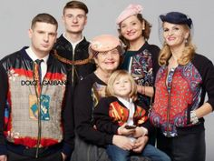 Dolce & Gabbana DGfamily Project - Your Profile