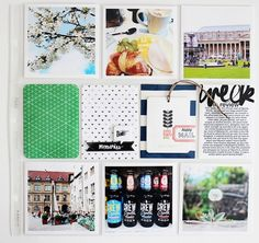 PL2014   Week 15  #projectlife #scrapbook