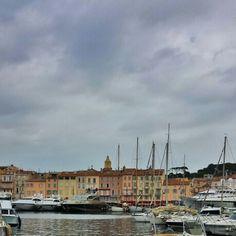 #st.tropez #france #cotedazur #rivierafrancesa #travels #towns #tourism #harbour