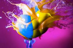 34 Phenomenal Examples Of High-speed Photography | Multy Shades